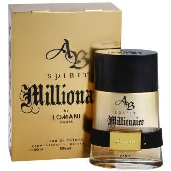 Lomani AB Spirit Millionaire eau de toilette férfiaknak 1