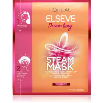L'Oréal Paris Elseve Dream Long Steam Mask masca hranitoare pentru pãr lung imagine