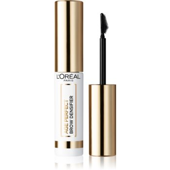 L'Oréal Paris Age Perfect Brow Densifier řasenka na obočí odstín 04 Brown