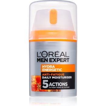 L'Oréal Paris Men Expert Hydra Energetic cremă hidratantă semne de oboseala poza noua