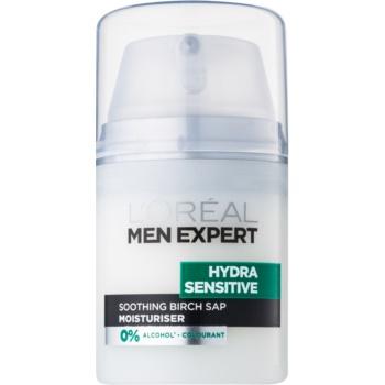 L'Oréal Paris Men Expert Hydra Sensitive zklidňující a hydratační krém pro citlivou pleť 50 ml