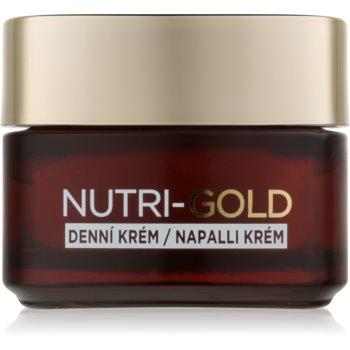 Fotografie L'Oréal Paris Nutri-Gold Extra výživný bohatý denní krém 50 ml