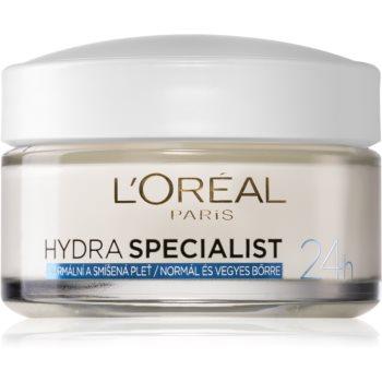 L'Oréal Paris Hydra Specialist crema de zi hidratanta pentru piele normală și mixtă poza noua