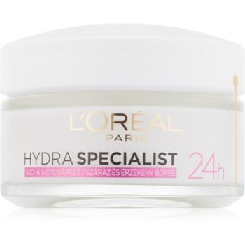 L'Oréal Paris Hydra Specialist crema de zi hidratanta pentru ten uscat si sensibil