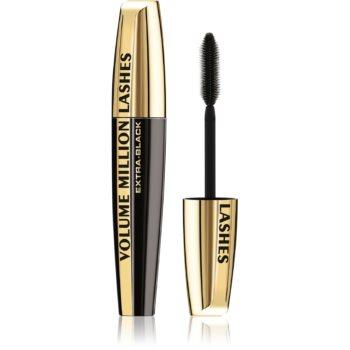 L'Oréal Paris Volume Million Lashes Extra Black mascara pentru volum si alungire