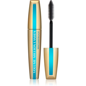 L'Oréal Paris Volume Million Lashes Waterproof voděodolná řasenka odstín Black 9 ml