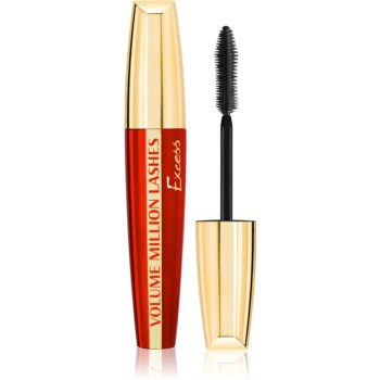 L'Oréal Paris Volume Million Lashes Excess řasenka pro objem odstín Black 9 ml