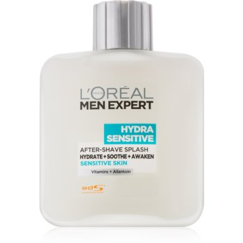 L'Oréal Paris Men Expert Hydra Sensitive voda po holení 100 ml