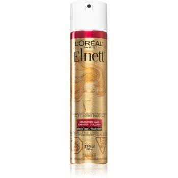 L'Oréal Paris Elnett Satin Spray pentru pãr colorat cu filtru UV imagine produs