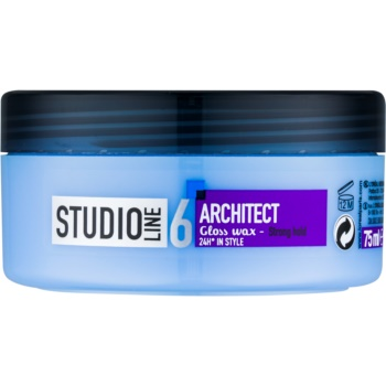 LOréal Paris Studio Line Architect Ceară de păr cu fixare puternică