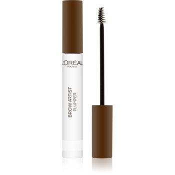 L'Oréal Paris Brow Artist Plumper gelová řasenka na obočí odstín Medium/Dark 7 ml