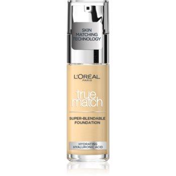 L'Oréal Paris True Match fond de ten lichid poza noua