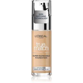 L'Oréal Paris True Match tekutý make-up odstín 5R/5C Rose Sand 30 ml