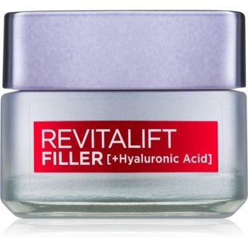 L'Oréal Paris Revitalift Filler crema de zi regeneratoare anti-îmbătrânire poza noua