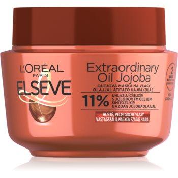 L'Oréal Paris Elseve Extraordinary Oil masca pentru par uscat poza noua