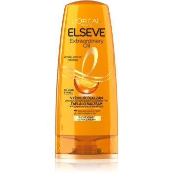 L'Oréal Paris Elseve Extraordinary Oil balsam pentru par uscat poza noua