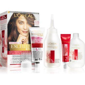 L'Oréal Paris Excellence Creme Haarfarbe Farbton 4.15