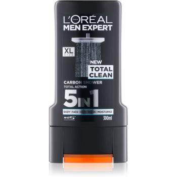 L'Oréal Paris Men Expert Total Clean sprchový gel 5 v 1 300 ml