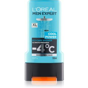 l'oréal paris men expert cool power gel de dus