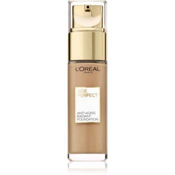 L'Oréal Paris Age Perfect make-up strălucitor de întinerire