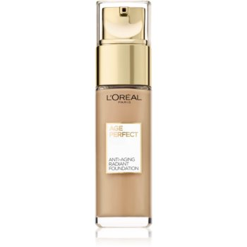 L'Oréal Paris Age Perfect make-up strălucitor de întinerire poza noua