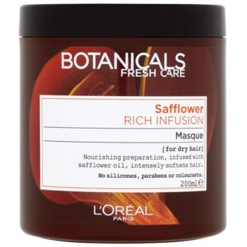 l'oréal paris botanicals rich infusion masca pentru par uscat