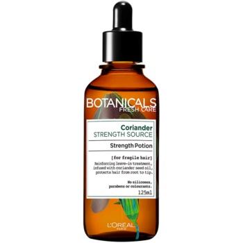 l'oréal paris botanicals strength cure elixir leave-in pentru par deteriorat