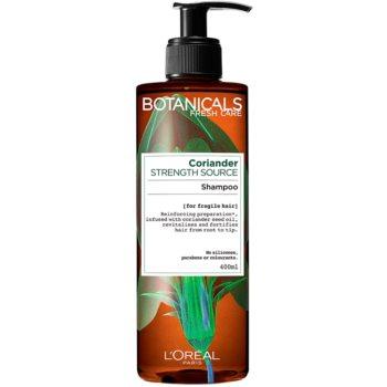 L'Oréal Paris Botanicals Strength Cure șampon pentru par deteriorat
