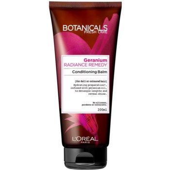 l'oréal paris botanicals radiance remedy balsam pentru par vopsit