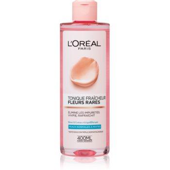 L'Oréal Paris Precious Flowers lo?iune pentru fa?ã pentru piele normalã ?i mixtã imagine produs
