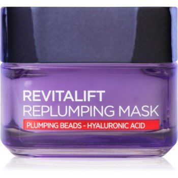 LOréal Paris Revitalift Filler masca anti-riduri