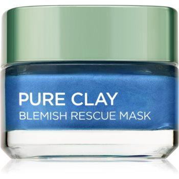 L'Oréal Paris Pure Clay masca impotriva punctelor negre