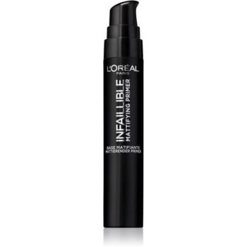 L'Oréal Paris Infaillible fond de ten lichid cu efect matifiant