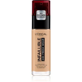 L'Oréal Paris Infallible fard lichid de lunga durata poza noua