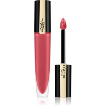 L'Oréal Paris Rouge Signature Parisian Sunset ruj lichid mat