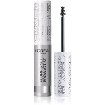L'Oréal Paris Brow Artist Plump and Set sérum na obočí odstín 000 Transparent 4,9 ml