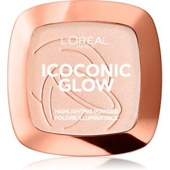 L'Oréal Paris Wake Up & Glow Icoconic Glow iluminator poza noua