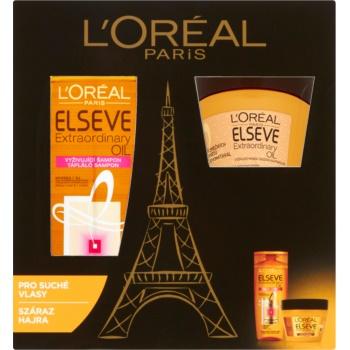 LOréal Paris Elseve Extraordinary Oil set cosmetice III.