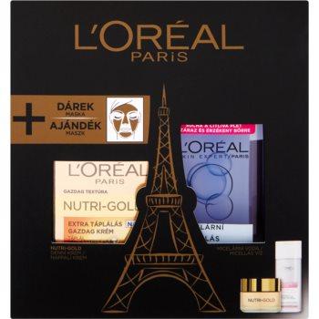 LOréal Paris Nutri-Gold set cosmetice IV.
