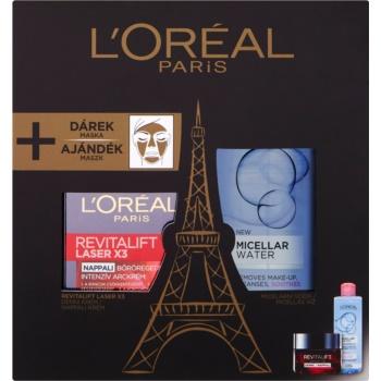 L'Oréal Paris Revitalift Laser X3 set cosmetice IV.