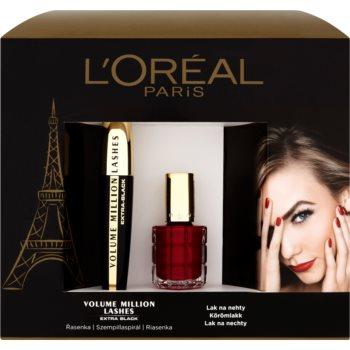 LOréal Paris Volume Million Lashes Extra Black set cosmetice II.