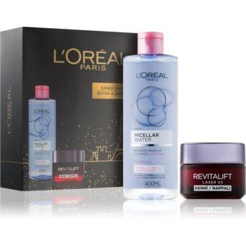 L'Oréal Paris Revitalift Laser X3 set cosmetice I.