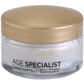 LOréal Paris Age Specialist 35+ crema de zi antirid
