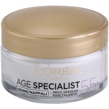 L'Oréal Paris Age Specialist 55+ crema de zi antirid