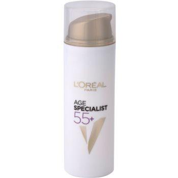 L'Oréal Paris Age Specialist 55+ crema remodelatoare antirid