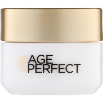 Fotografie L'Oréal Paris Age Perfect oční hydratační a vyživující krém pro zralou pleť 15 ml