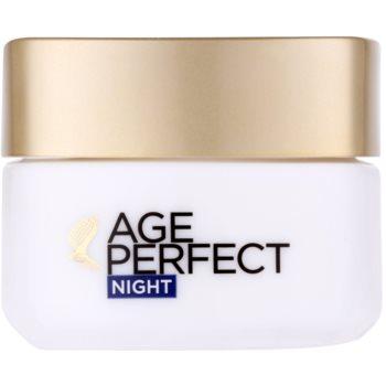LOréal Paris Age Perfect crema de noapte pentru reintinerire