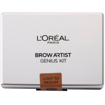 L'Oréal Paris Brow Artist Genius Kit set pentru sprancene perfecte 2