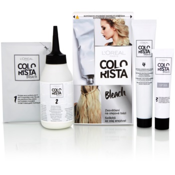 LOréal Paris Colorista Bleach decolorant par