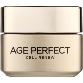 LOréal Paris Age Perfect Cell Renew crema de zi pentru regenerarea celulelor pielii